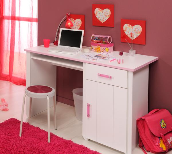 parisot biotiful skrivebord. Black Bedroom Furniture Sets. Home Design Ideas